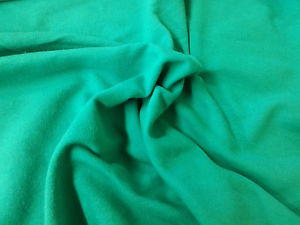 Green cotton french terry (high stock)