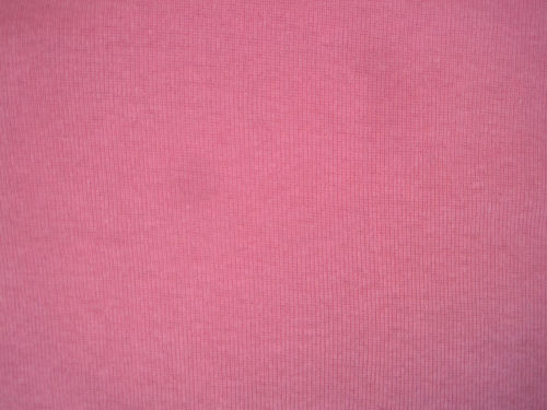 Pink cotton knit (high stock)